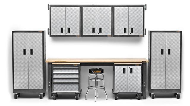 Cabinets infinium interiors - Mobili per garage ...